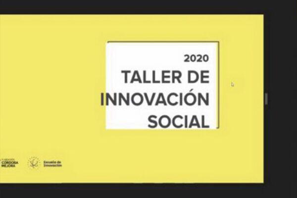 Más de 100 educadores y 1000 alumnos participan del nuevo Taller de Innovación Social